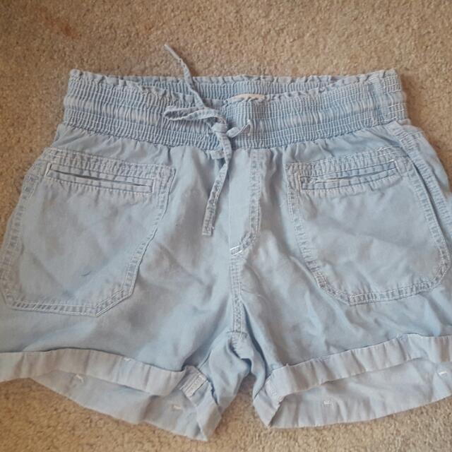 Just Jeans Shorts Sz 8
