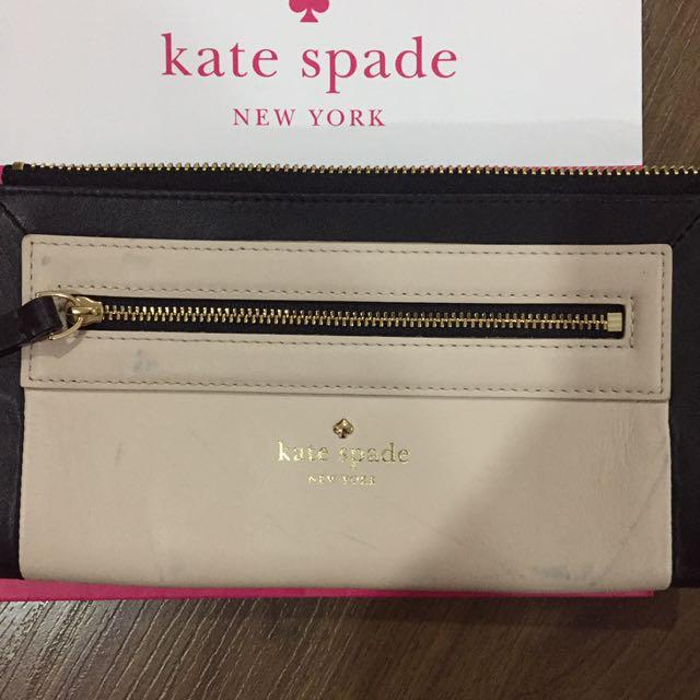 Kate Spade Wallet w/ Strap