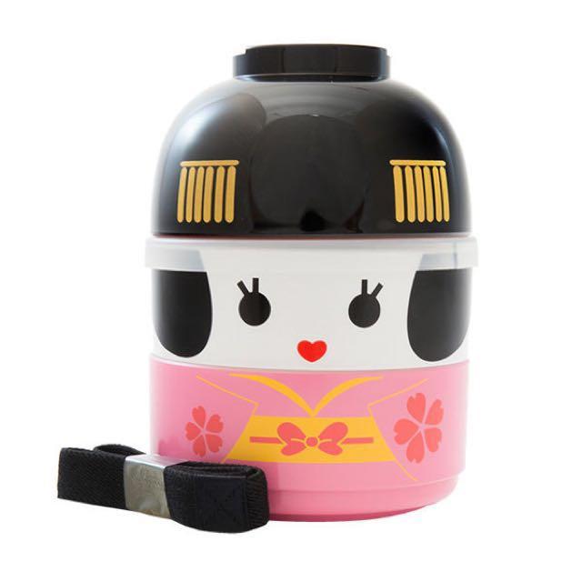 Kokeishi Bento Box (Geisha)