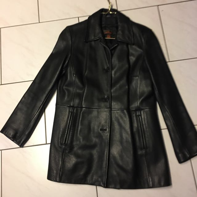 Leather Jacket REDUCED PRICE**