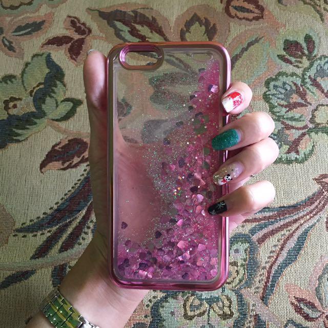 Lolly Polly Pink Gliter