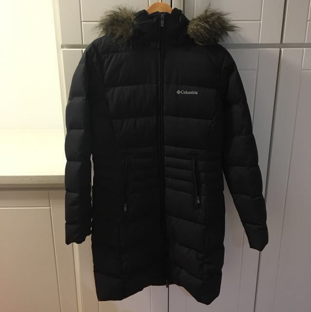 Long Columbia Winter Coat