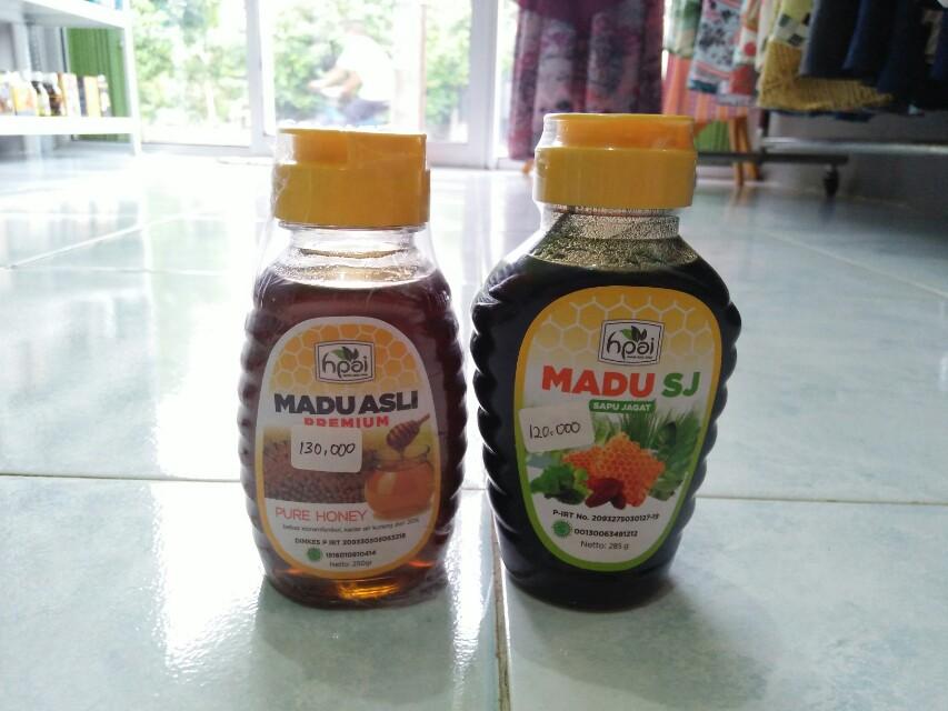 Madu Asli Premium & Madu SJ