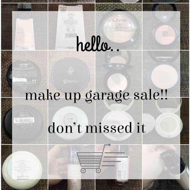 Make Up Sale!!!