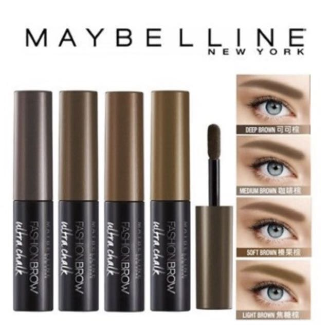 Maybelline tattoo brow gel tint health beauty makeup for Maybeline tattoo brow