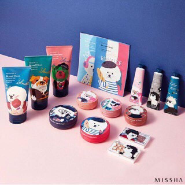 Missha x Beyond Closet 聯名款 櫻花香 護手霜