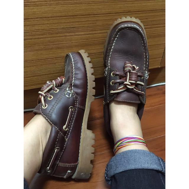 正品💯MONTOYA 雷根鞋 帆船鞋
