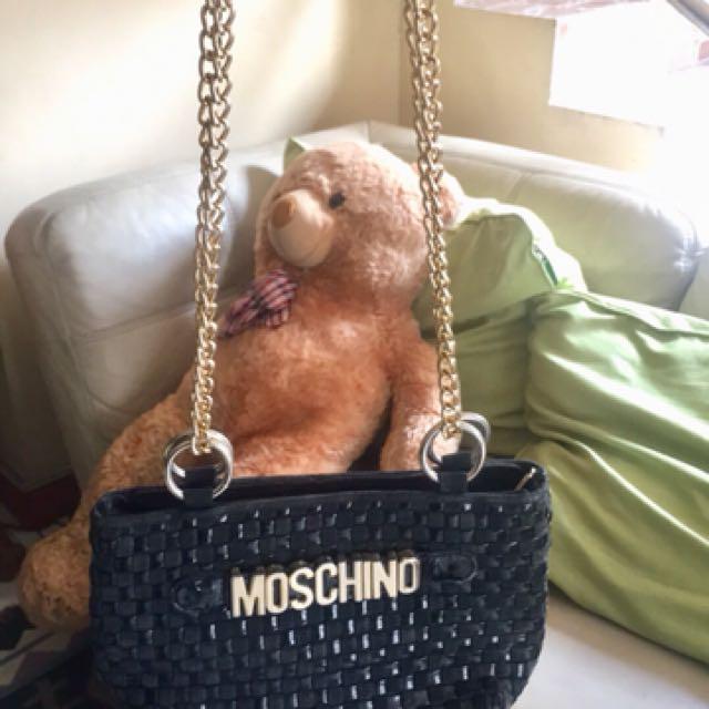 Moschino mini bag