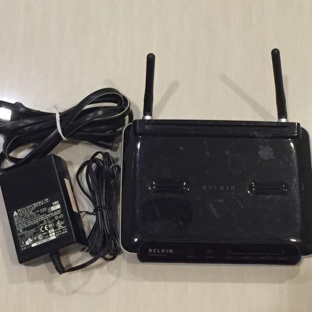 N Wireless Router Belkin
