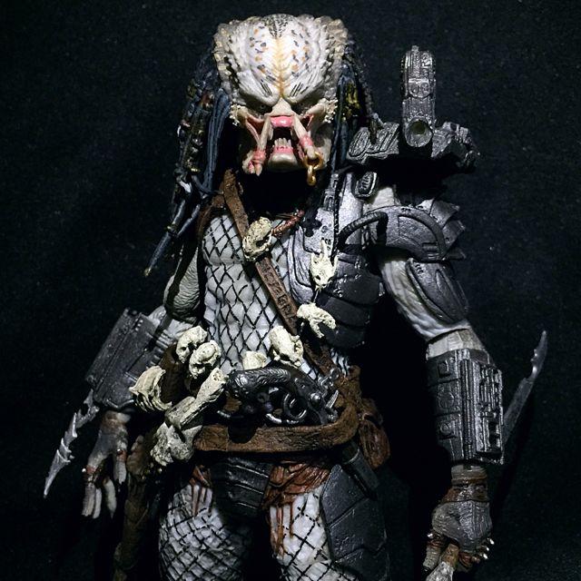 "NECA PREDATOR Series 3 - Elder Predator 8"" McFarlane Alien"