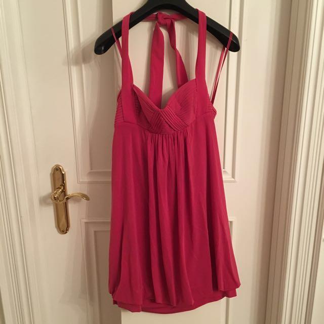 New BCBG Pink Dress