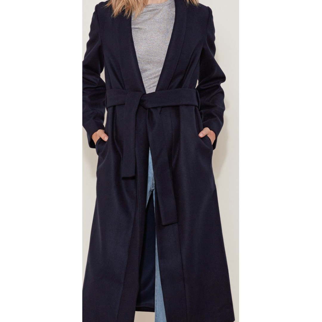 New with tags The Fifth navy long coat