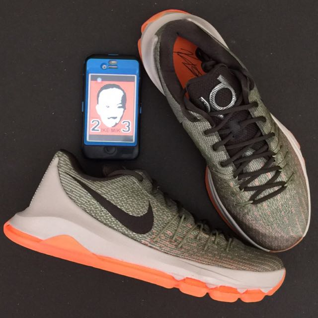 Euro Size Nike Men's Shoes Easy On Basketball Kd8 Carousell 910 Nnwk8O0PX