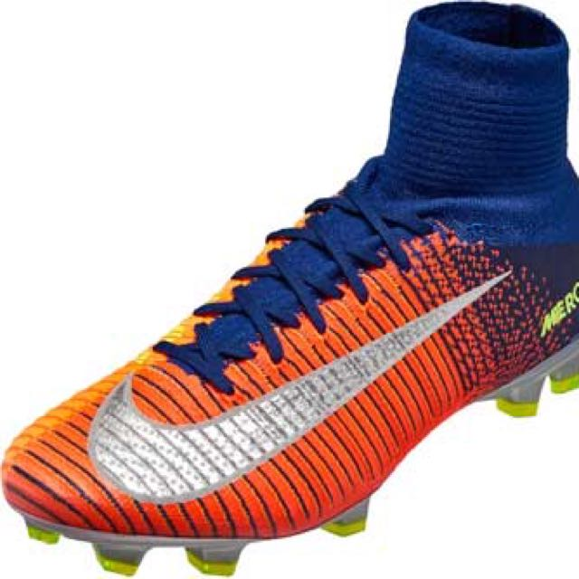 fe860aa538c3 ... where to buy nike mercurial superfly fg time to shine pack mens fashion  footwear on carousell