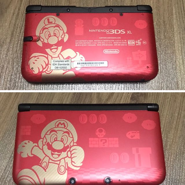 Nintendo 3ds Limited Edition Toys Games Video Gaming