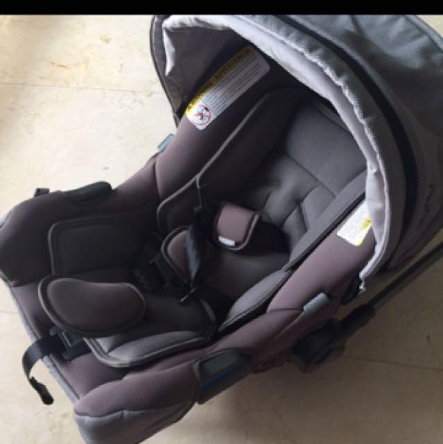 Nuna Pipa Baby Car Seat With Base Babies Kids Strollers Bags Carriers On Carousell