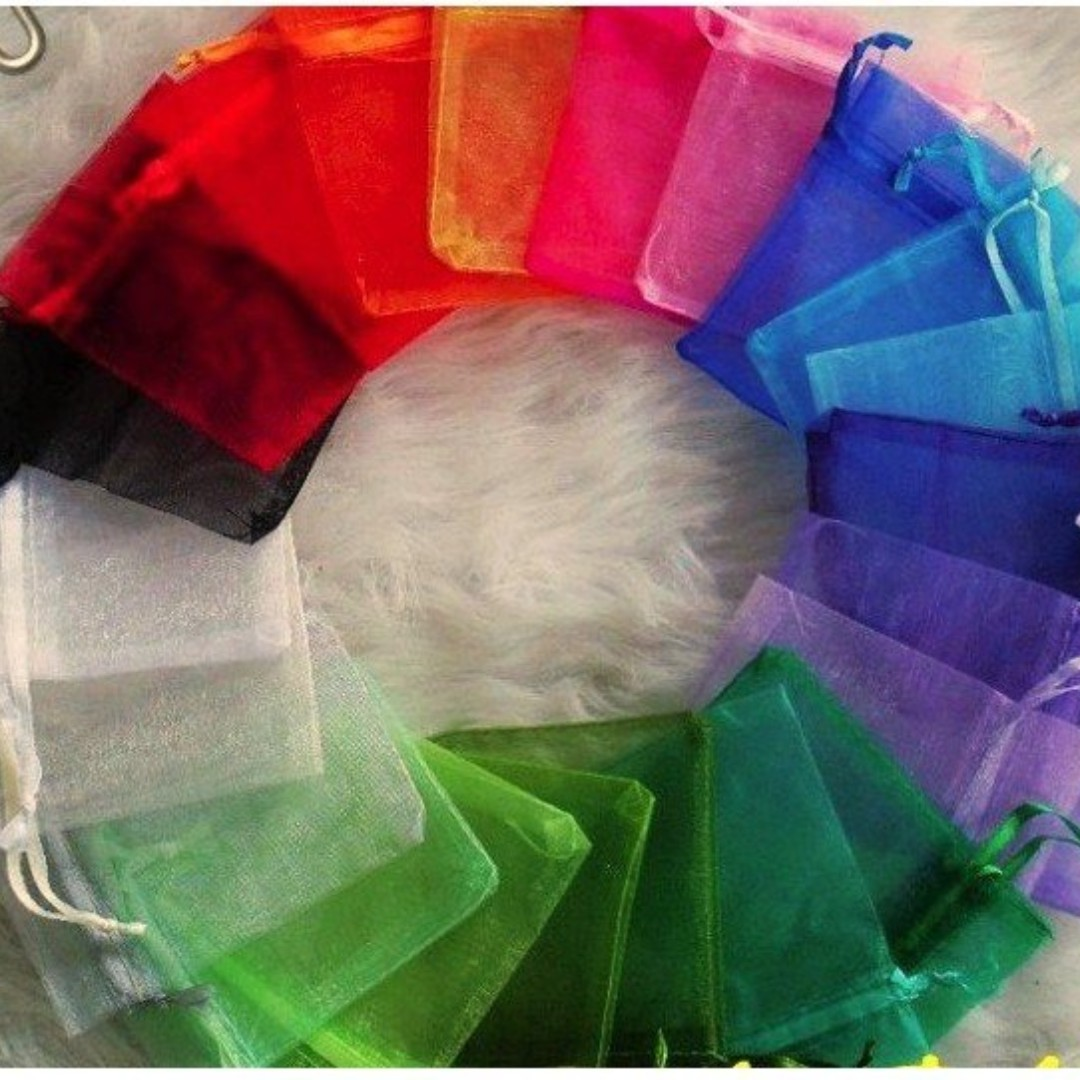 Organza Pouch for Gifts and Souvenirs