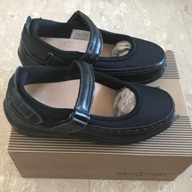 3ba994b6487a ORTHOFEET Comfort Stretchable Orthopaedic Shoes