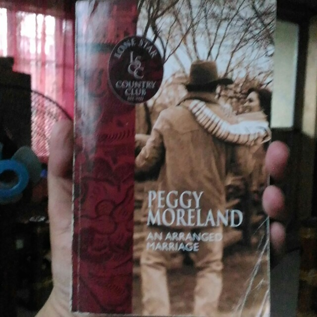 Peggy Moreland - An Arranged Marriage