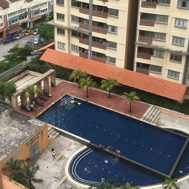 Perdana Exclusive Condo Middle Room For Rent Property Rentals On