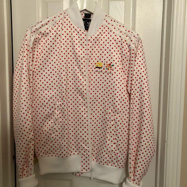 Pharrell williams bomber jacket