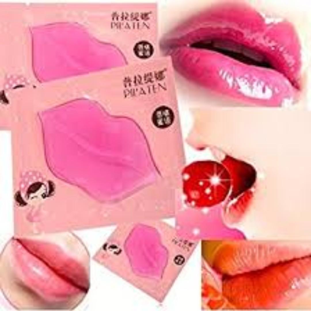 Pilaten crystal collagen lip mask Tender lips Mouth film