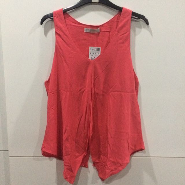 Pull and Bear Crop Top