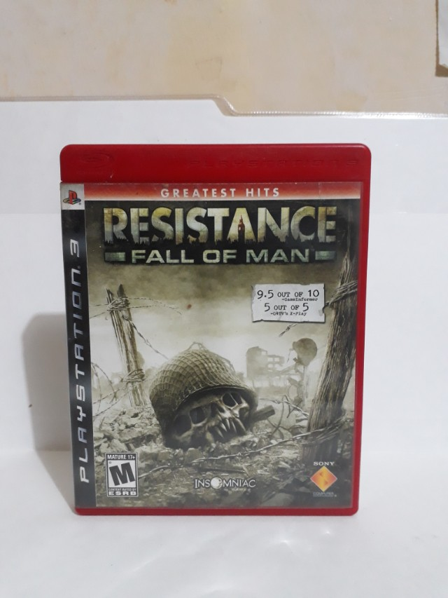 Resistance: Fall of Man Greatest Hits
