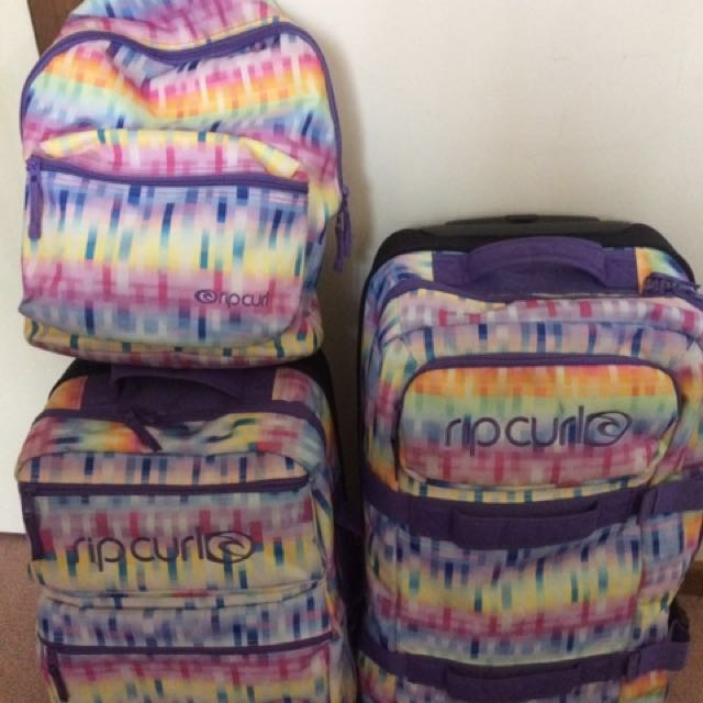 Ripcurl Luggage Set