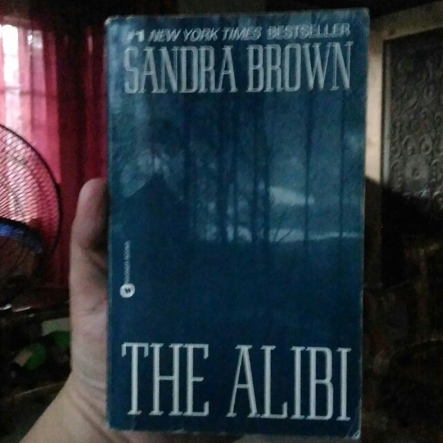 Sandra Brown - The Alibi