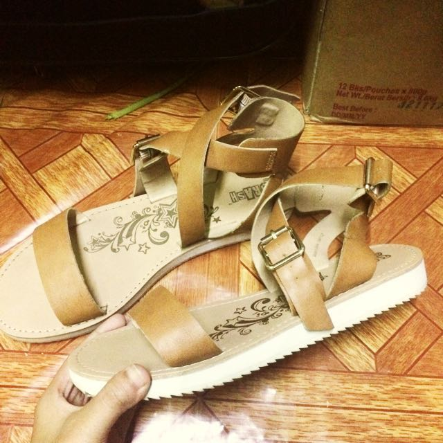 Sepatu Sandal Gladiator
