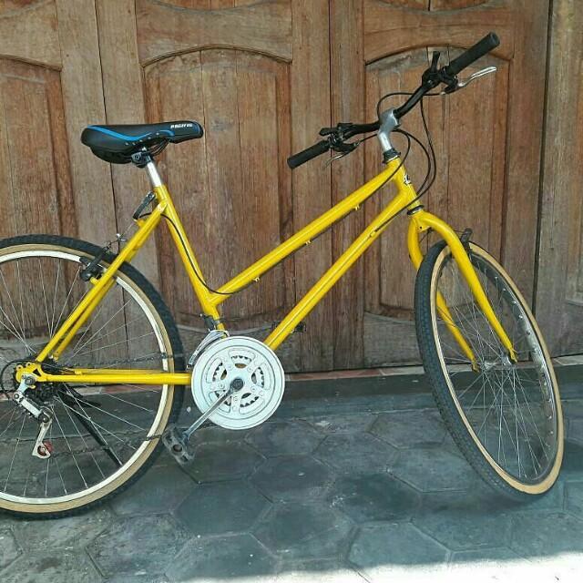 Sepeda Balap Federal Olah Raga Sepeda Di Carousell