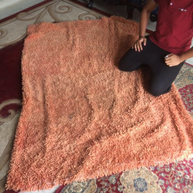 Shaggy Carpet L Size #NYB50
