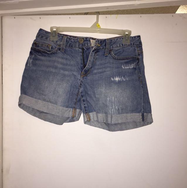 Shorts size 3/4 regular