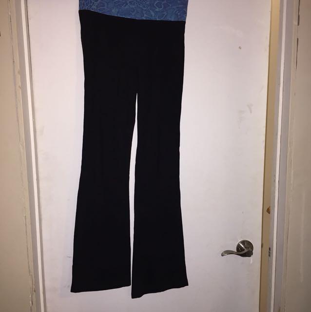 Size M yoga pants