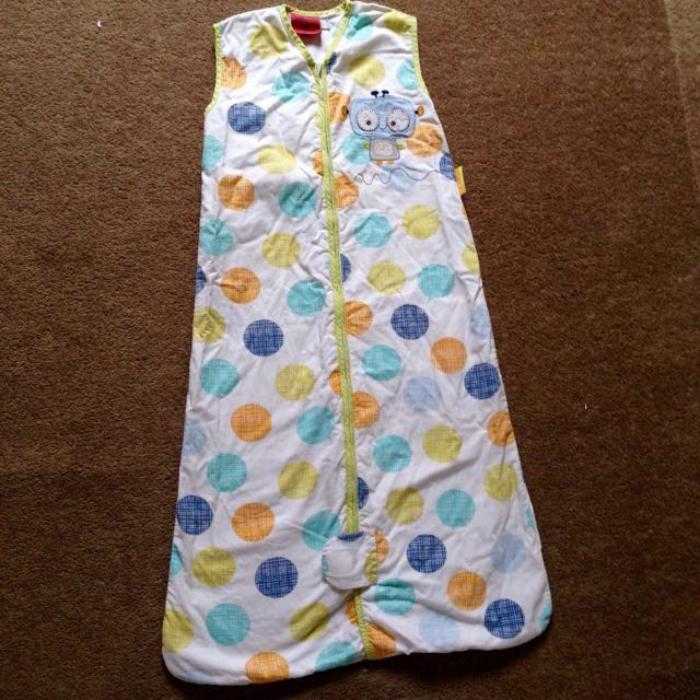 Sleeping bag 6-18 months 0.5 tog