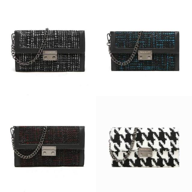 Sling bag tas multifungsi dompet wallet selempang