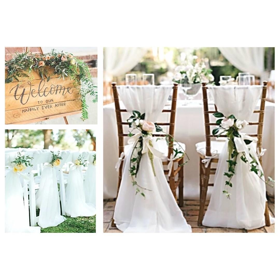 Solemnization Décor Package Wedding Decoration Venue Setup, Home ...