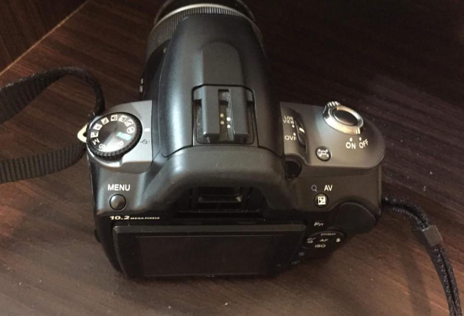 Sony Alpha a330 DSLR Camera