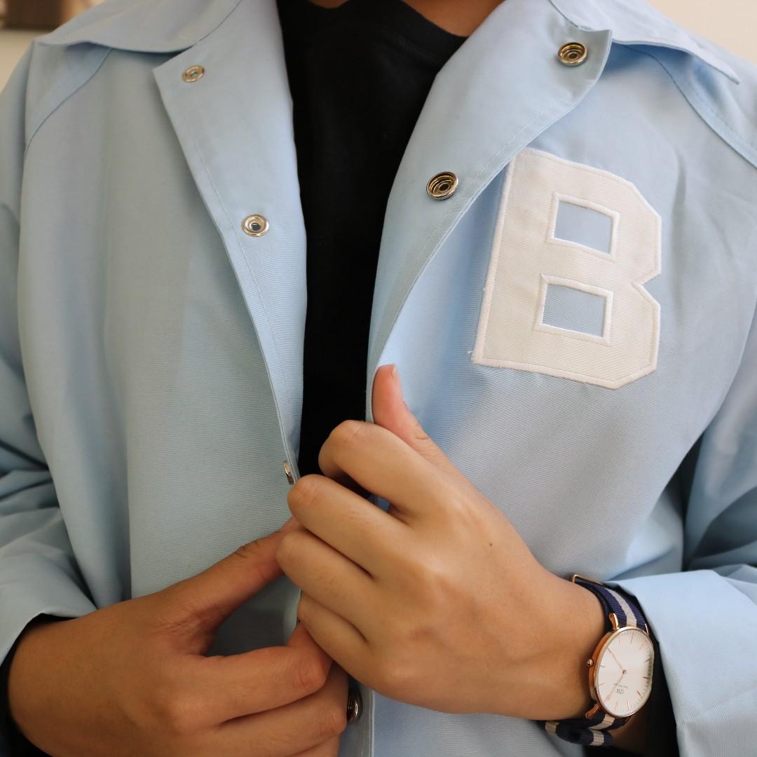 Studio K Light Blue Jacket