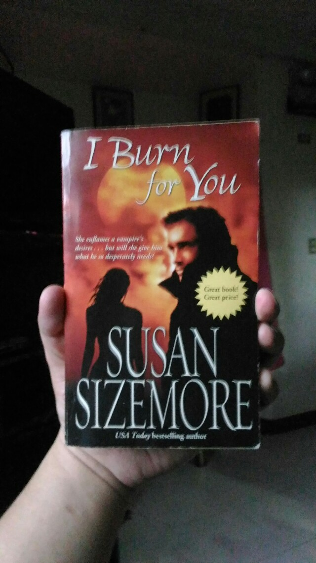 Susan Sizemore - I Burn For You
