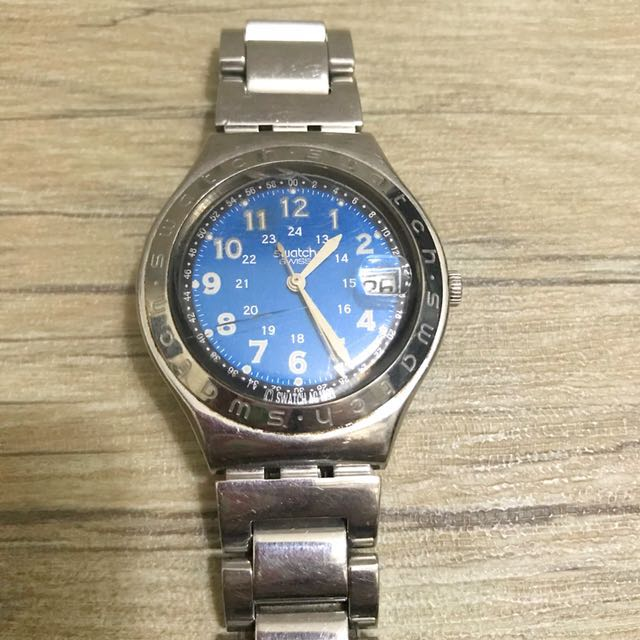 Swatch Blue Joe