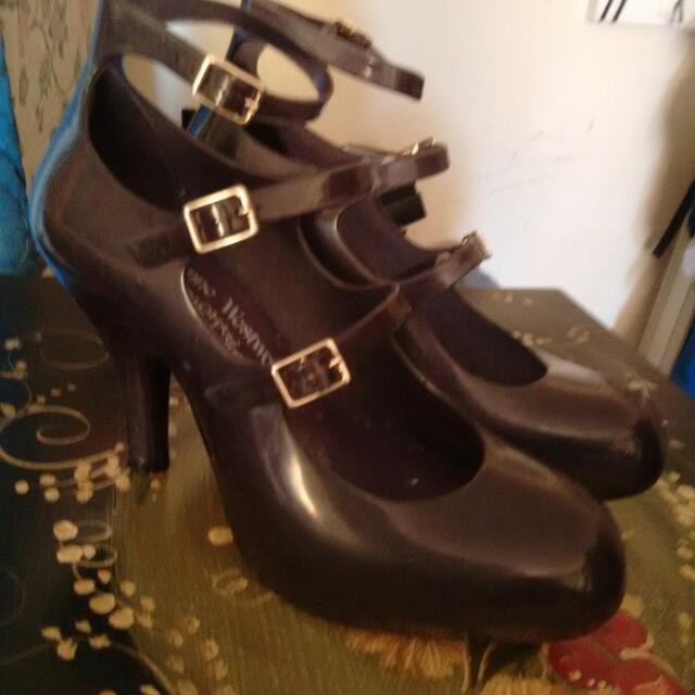 Sz9 V.Westwood Jelly Heels