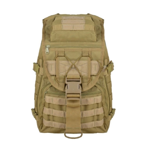 30867f0e36fd Tactical Backpack Unisex Outdoor Military Molle Pouch Army Trekking ...