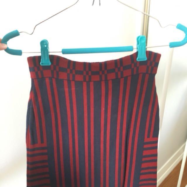 Tanya Taylor Mini skirt