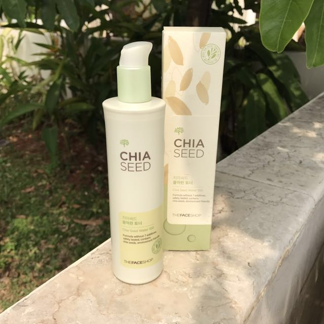 The Face Shop Chia Seed Toner