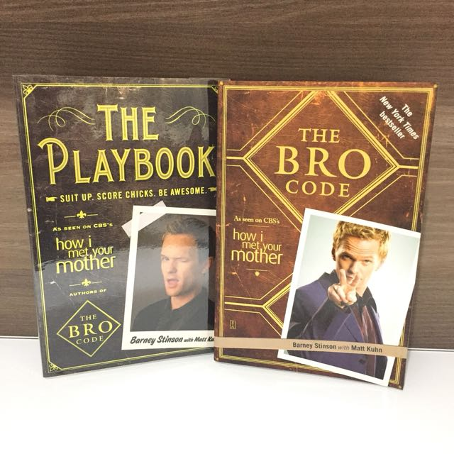 The Playbook & The Bro Code