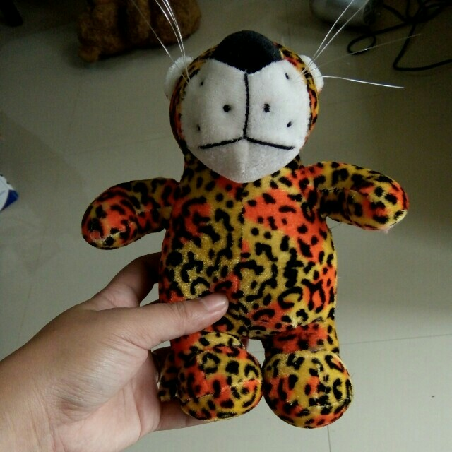 tiger Stuff toy