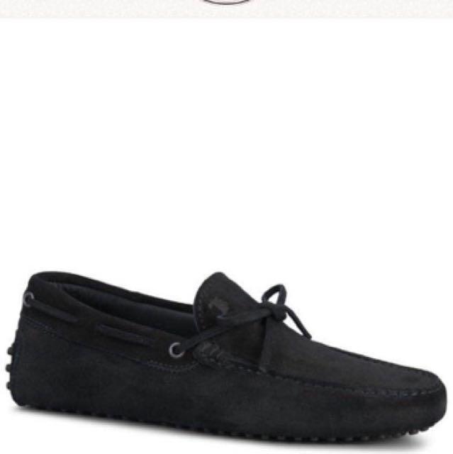 Tod's 正貨 豆豆鞋 男鞋