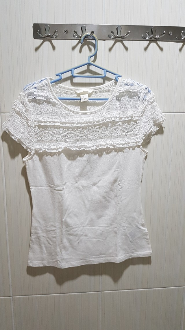 Top Lace HnM